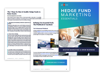 Hedge Fund Marketing Essentials