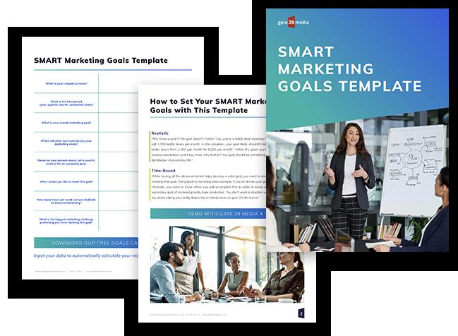 Smart Marketing Goals Landing_