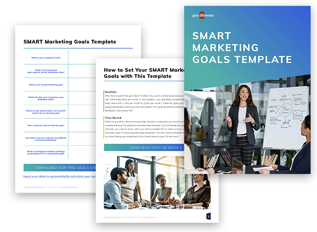 Smart Marketing Goals Landing_